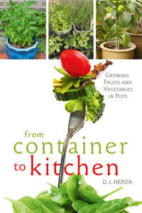 Gardening: From Container to Kitchen by D.J. Herda, Healthy Home & Green Living Books & Videos - HealthyHouseInstitute.com