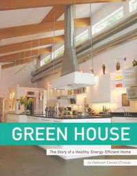 Green Building: Green House by Deborah Carnes Christie, Healthy Home & Green Living Books & Videos - HealthyHouseInstitute.com