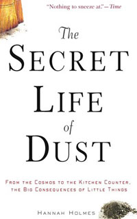 Dust: The Secret Life of Dust by Hannah Holmes, Healthy Home & Green Living Books & Videos - HealthyHouseInstitute.com