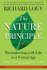 Well-being: The Nature Principle by Richard Louv, Healthy Home & Green Living Books & Videos - HealthyHouseInstitute.com